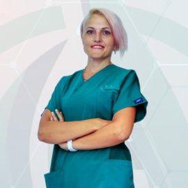Zerrin - Embryologist, IVF ICSI, Abroad, Cyprus